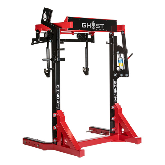 Ghost Strong Tall Weight Rack